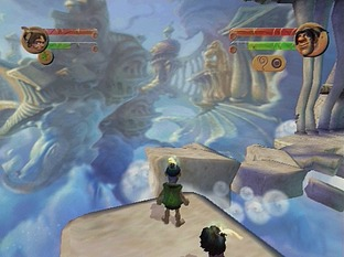 Test Tak : The Great Juju Challenge PlayStation 2 - Screenshot 5
