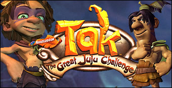 Tak : The Great Juju Challenge