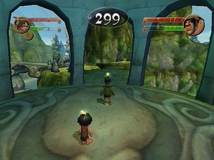 Test Tak : The Great Juju Challenge PlayStation 2 - Screenshot 12