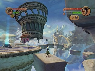 Test Tak : The Great Juju Challenge PlayStation 2 - Screenshot 16