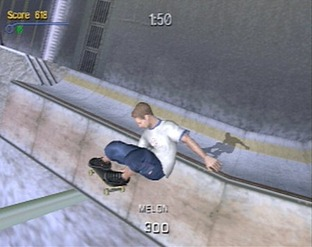 Test Tony Hawk's pro skater 3 PlayStation 2 - Screenshot 9