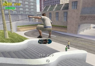 Test Tony Hawk's pro skater 3 PlayStation 2 - Screenshot 11