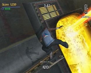 Test Tony Hawk's pro skater 3 PlayStation 2 - Screenshot 13