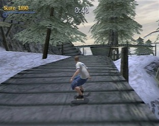 Test Tony Hawk's pro skater 3 PlayStation 2 - Screenshot 14