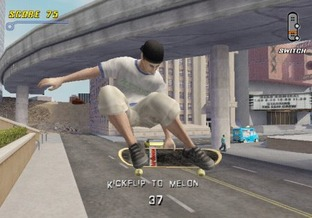 Test Tony Hawk's pro skater 3 PlayStation 2 - Screenshot 15