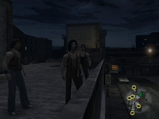 Test The Warriors PlayStation 2 - Screenshot 87