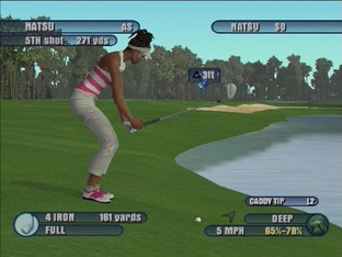 Test Tiger Woods PGA Tour 2003 PlayStation 2 - Screenshot 21