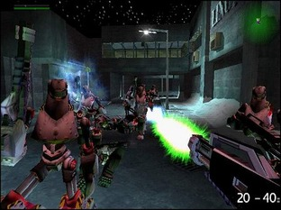Test TimeSplitters PlayStation 2 - Screenshot 1