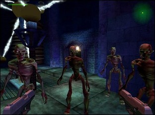 Test TimeSplitters PlayStation 2 - Screenshot 2