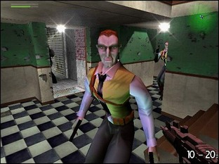 Test TimeSplitters PlayStation 2 - Screenshot 3