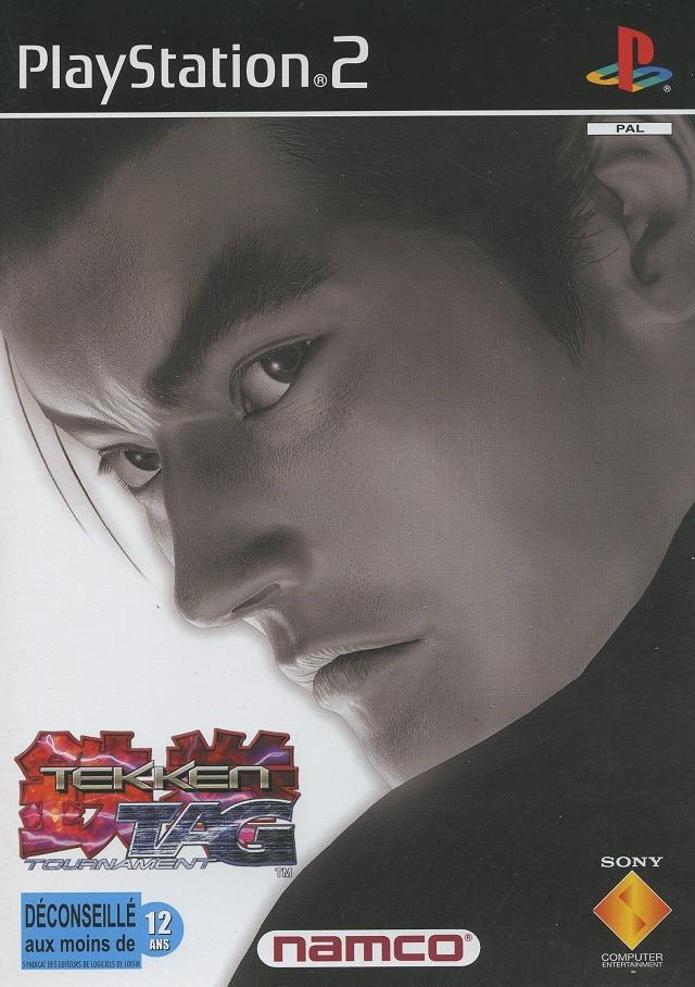 Tekken Tag Tournament sur PlayStation 2 - jeuxvideo.com