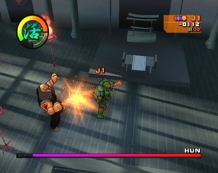 Teenage Mutant Ninja Turtles 2 : Battle Nexus - PlayStation 2