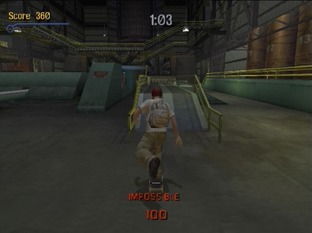 Test Tony Hawk's pro skater 3 PlayStation 2 - Screenshot 17