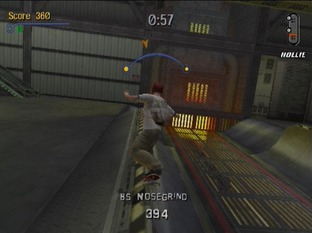 Test Tony Hawk's pro skater 3 PlayStation 2 - Screenshot 18