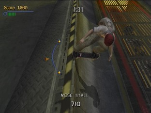 Test Tony Hawk's pro skater 3 PlayStation 2 - Screenshot 21