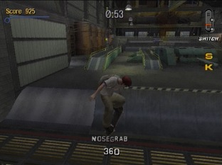 Test Tony Hawk's pro skater 3 PlayStation 2 - Screenshot 23