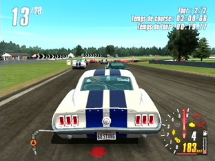 Test Toca Race Driver 2 : Ultimate Racing Simulator PlayStation 2 - Screenshot 73