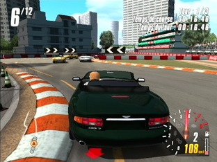 Test Toca Race Driver 2 : Ultimate Racing Simulator PlayStation 2 - Screenshot 74