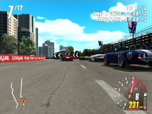 Test Toca Race Driver 2 : Ultimate Racing Simulator PlayStation 2 - Screenshot 75