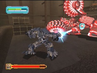 Test Transformers : la Revanche PlayStation 2 - Screenshot 3