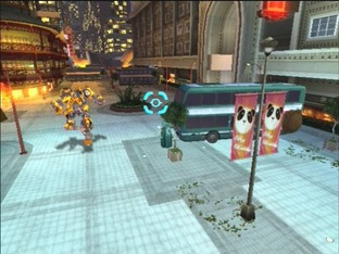 Test Transformers : la Revanche PlayStation 2 - Screenshot 6