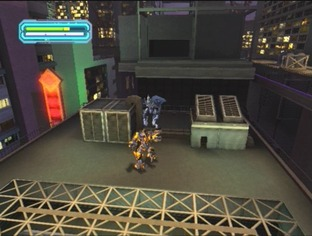 Test Transformers : la Revanche PlayStation 2 - Screenshot 11