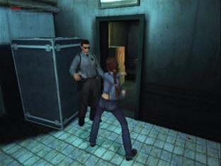 Tomb Raider : L'Ange des Ténèbres PlayStation 2