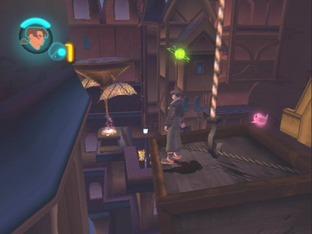 Test La Planete Au Tresor PlayStation 2 - Screenshot 8