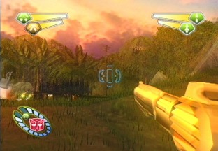 Test Transformers PlayStation 2 - Screenshot 24