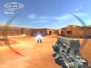Test Timesplitters 2 PlayStation 2 - Screenshot 21