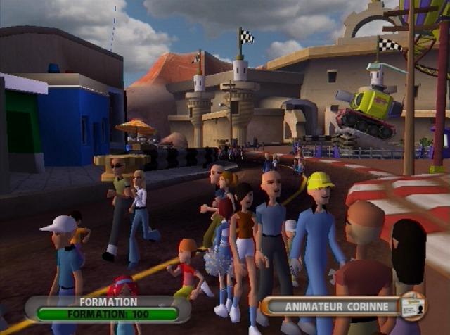 Thrillville : Le Parc en Folie