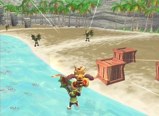 Test Ty : Le Tigre De Tasmanie PlayStation 2 - Screenshot 13
