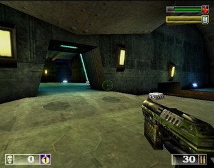 Test Unreal Tournament PlayStation 2 - Screenshot 11