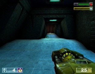 Test Unreal Tournament PlayStation 2 - Screenshot 13