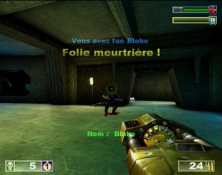 Test Unreal Tournament PlayStation 2 - Screenshot 14