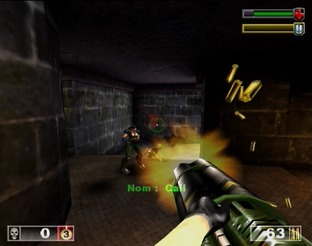 Test Unreal Tournament PlayStation 2 - Screenshot 16