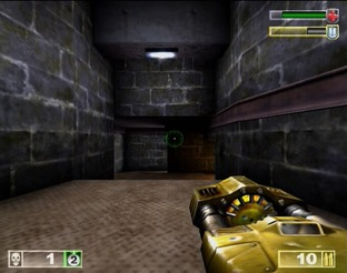 Test Unreal Tournament PlayStation 2 - Screenshot 17