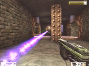 Test Unreal Tournament PlayStation 2 - Screenshot 4