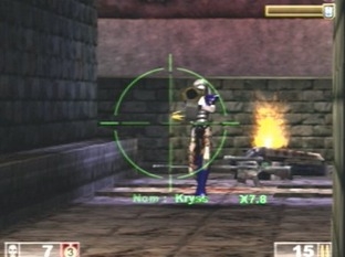 Test Unreal Tournament PlayStation 2 - Screenshot 6