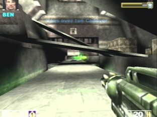 Test Unreal Tournament PlayStation 2 - Screenshot 7