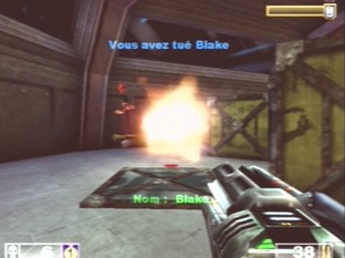Test Unreal Tournament PlayStation 2 - Screenshot 9