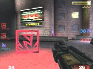 Test Unreal Tournament PlayStation 2 - Screenshot 10