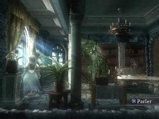 Test Valkyrie Profile Silmeria PlayStation 2 - Screenshot 359