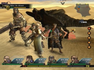 Test Valkyrie Profile Silmeria PlayStation 2 - Screenshot 360