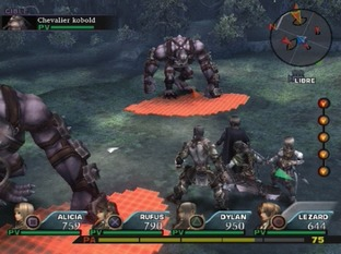 Test Valkyrie Profile Silmeria PlayStation 2 - Screenshot 361