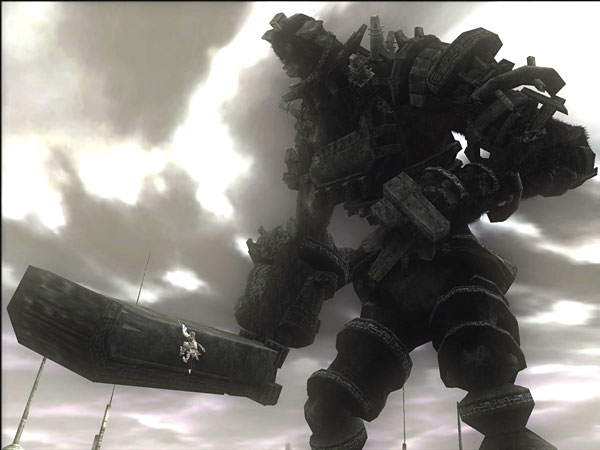 [Ps2] Shadow Of The Colossus Wandp2001