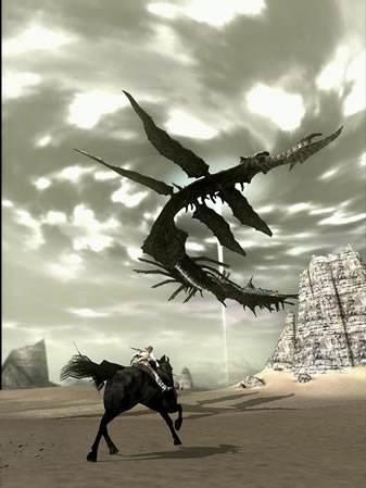 [Ps2] Shadow Of The Colossus Wandp2011