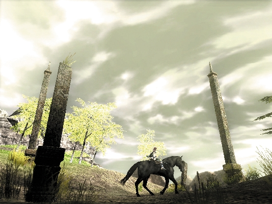[Ps2] Shadow Of The Colossus Wandp2020