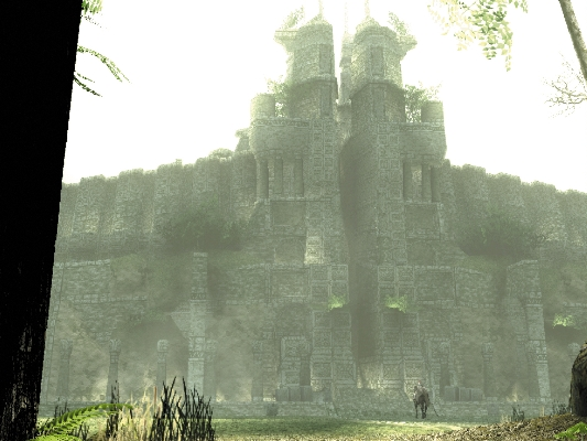 [Ps2] Shadow Of The Colossus Wandp2030