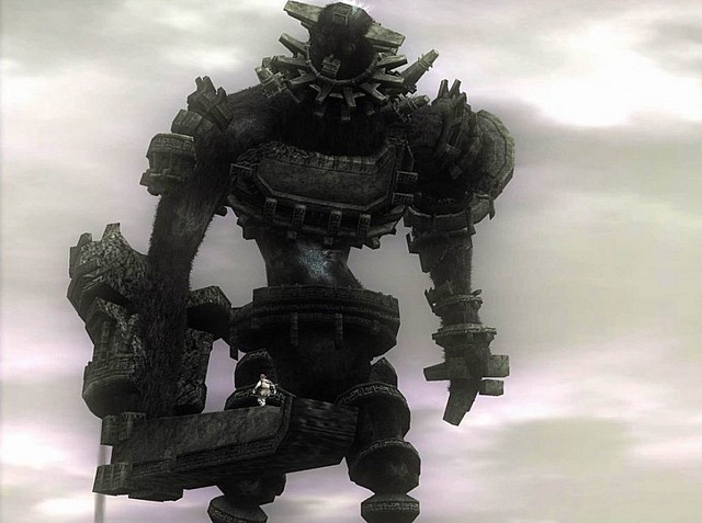 [Ps2] Shadow Of The Colossus Wandp2035
